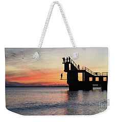 After Sunse Blackrock 3 Weekender Tote Bag