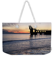 After Sunset Blackrock 2 Weekender Tote Bag