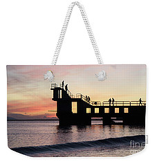 After Sunset Blackrock 4 Weekender Tote Bag