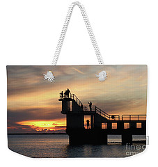 After Sunset Blackrock 5 Weekender Tote Bag