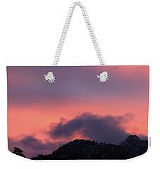 After Sunset - Panorama Weekender Tote Bag