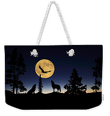 After Sunset Weekender Tote Bag