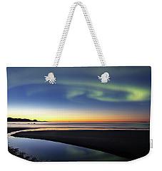 After Sunset V Weekender Tote Bag