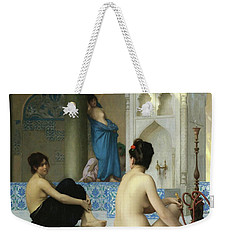 After The Bath, Jean Leon Gerome Weekender Tote Bag