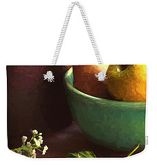 After The Cuttings Weekender Tote Bag