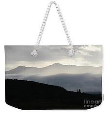 The Quiet Spirits Weekender Tote Bag