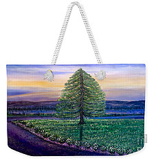 After The Rain Comes The Joy Weekender Tote Bag