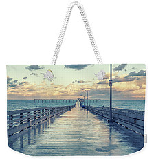 After The Rain Weekender Tote Bag by Joseph S Giacalone
