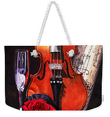 After The Serenade Weekender Tote Bag