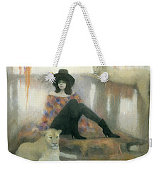 After The Show Weekender Tote Bag