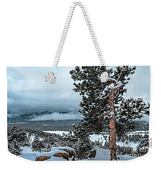 After The Snow - 0629 Weekender Tote Bag