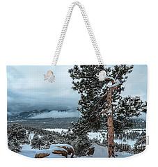 After The Snow - 0629 Weekender Tote Bag