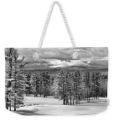 After The Snow  Weekender Tote Bag