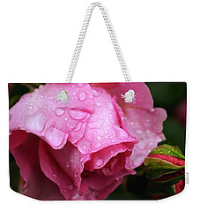 After The Spring Rain Weekender Tote Bag