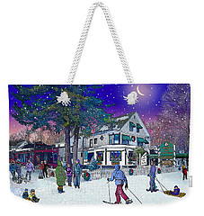 After The Storm At Woodstock Inn Weekender Tote Bag