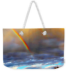After The Storm El Valle New Mexico Weekender Tote Bag