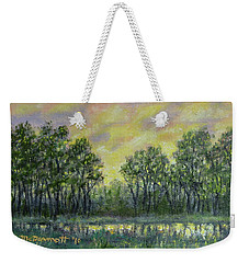 After The Storm Weekender Tote Bag by Kathleen McDermott