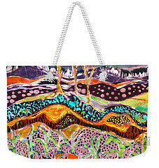 After The Thunderstorm Weekender Tote Bag