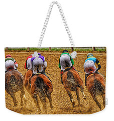 After The Turn Weekender Tote Bag