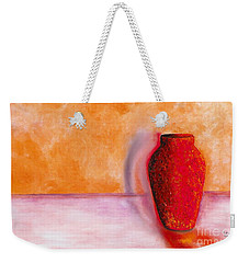 Afterglow Weekender Tote Bag by Marlene Book
