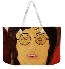 Afterlife Concerto John Lennon Weekender Tote Bag by Rand Swift