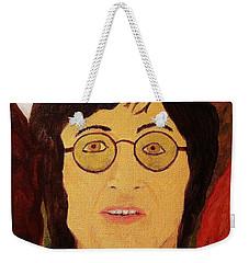 Afterlife Concerto John Lennon Weekender Tote Bag