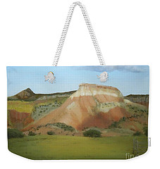 Afternoon At Ghost Ranch Weekender Tote Bag
