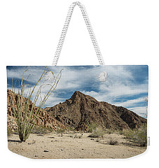 Afternoon At Joshua Tree National Park Weekender Tote Bag