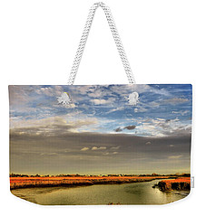 Afternoon De' Light Weekender Tote Bag