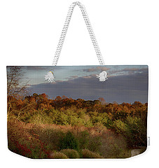 Afternoon Glow In Hocking Hills Weekender Tote Bag