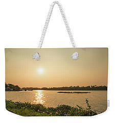 Afternoon Huong River Weekender Tote Bag