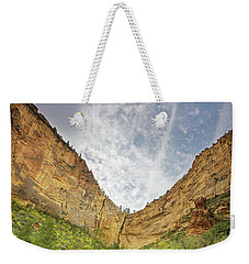 Afternoon In Boynton Canyon Weekender Tote Bag