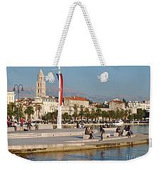 Afternoon In Split - Croatia  Weekender Tote Bag