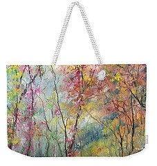 Afternoon On The River Weekender Tote Bag