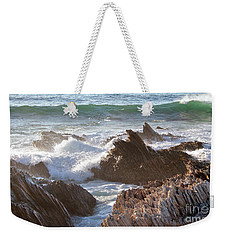 Afternoon Sun At Montana De Oro Weekender Tote Bag