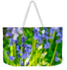 Afternoon Tea Weekender Tote Bag by Derek Dean