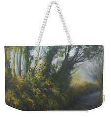Afternoon Walk Weekender Tote Bag by Valerie Travers