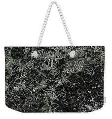 Afterthoughts  Weekender Tote Bag by Rachel Hannah
