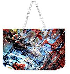 Agate 1 Weekender Tote Bag