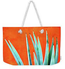 Agave 2 Weekender Tote Bag