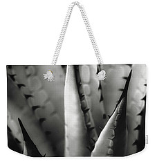 Agave And Patterns Weekender Tote Bag by Eduard Moldoveanu