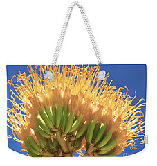 Agave Bloom Weekender Tote Bag