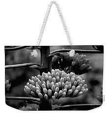 Agave Buds Weekender Tote Bag by Vicki Pelham