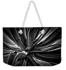 Agave Burst Weekender Tote Bag by Lynn Palmer