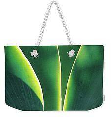 Agave Weekender Tote Bag