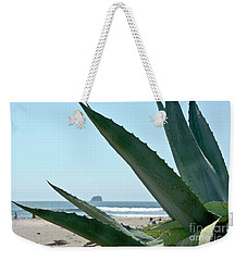 Agave Ocean Sky Weekender Tote Bag by Yurix Sardinelly