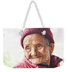 Age Of Beauty Weekender Tote Bag