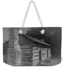 Aged Cabin At The Hermitage Weekender Tote Bag