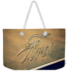 Aged To Perfection Weekender Tote Bag by Caitlyn  Grasso