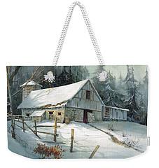 Ageless Beauty Weekender Tote Bag